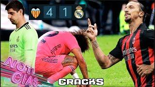 CAE el MADRlD ¡Con TRES penaIes en contra! | lBRA se viste de HÉROE | DYBALA culpado por el empate