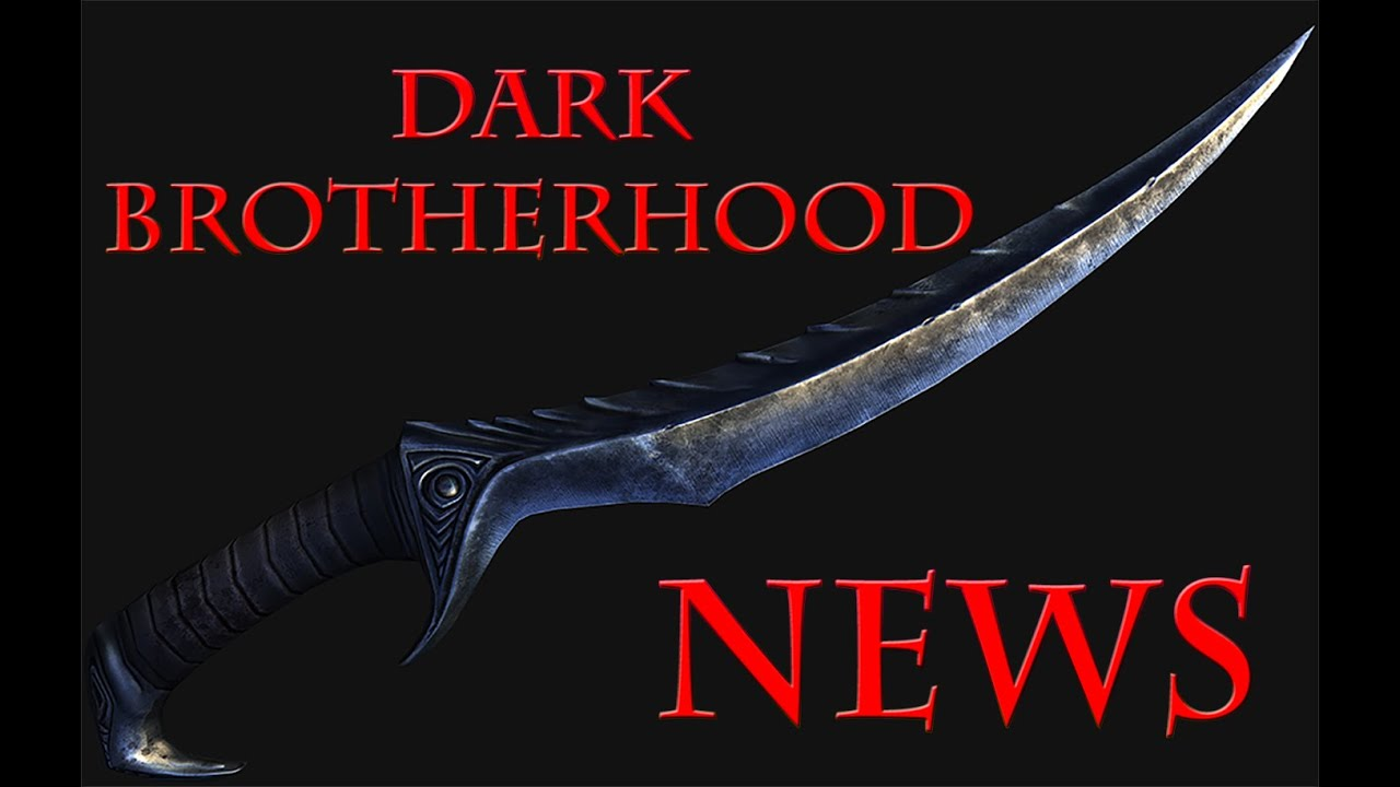 how to join the dark brotherhood in eso