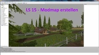 LS15 Tutorial - Modmap erstellen