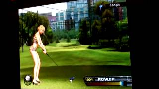 GamingNight: outlaw golf 2 gameplay(ps2)