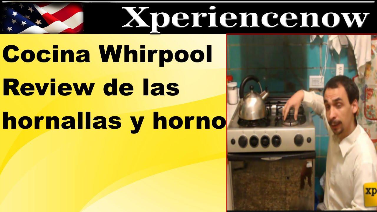 Mi experiencia con el horno whirlpool a gas natural con for Encendido electronico cocina whirlpool