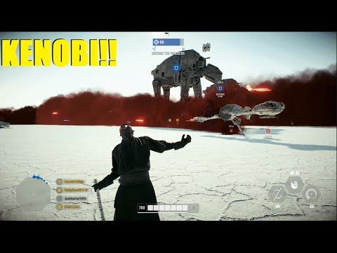 Star Wars Battlefront 2 - Darth Maul Screams