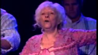 Lola Nixon Billy Elliot Grandma's Song