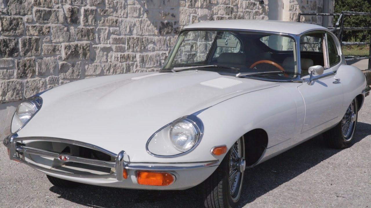 1970 Jaguar XKE E Type   More Art Than Machine