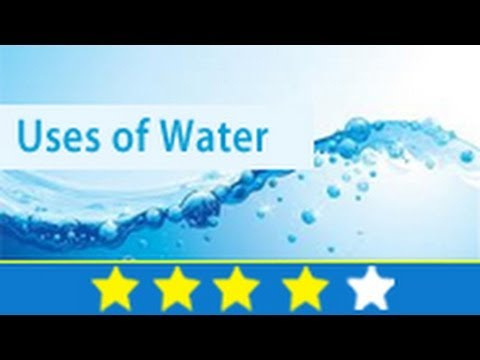 Kids Science - Learn the Uses of Water - YouTube