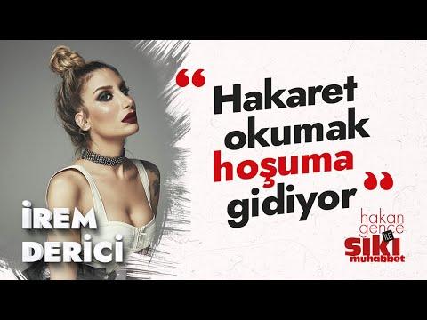 İrem Derici'den garip teklife sert tepki: Pis misiniz ulan! | Hakan Gence ile Sıkı Muhabbet