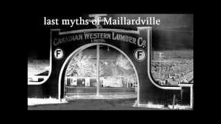 Jeff Nipples - Last myths of Maillardville - Sampler