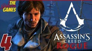 Прохождение Assassin's Creed: Rogue (Изгой) [HD|PS3] - Часть 4 (Убить Вашингтона)