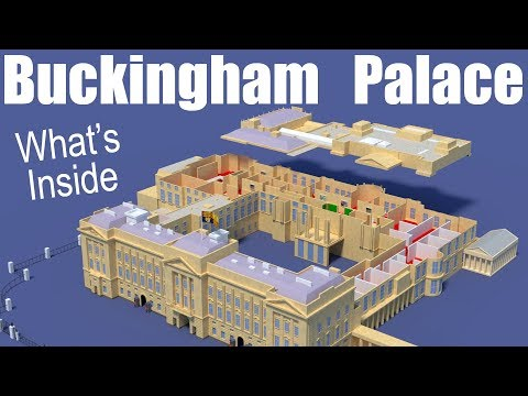 What S Inside Of Buckingham Palace Youtube