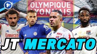 L'Olympique Lyonnais veut frapper fort | Journal du Mercato