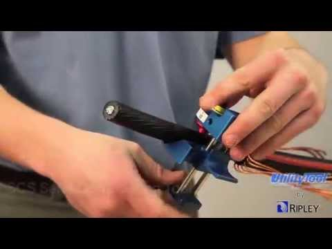 Ripley Utility Tool Cable Preparation Process