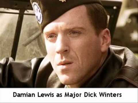 Damian Lewis  Part 1 of 6: Ross Owen's BAND OF BROTHERS CAST S