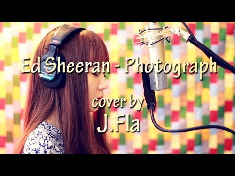 Ed Sheeran - Photograph (versi Kesepian Penutup Oleh J.Fla)
