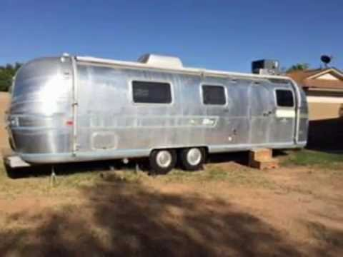 1970 Airstream Sovereign 31' Remodeled Travel Trailer