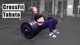 CrossFit Tabata - Explosive Power Workout (with Heather Walsh)