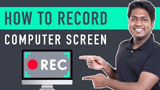 How To Record Your Computer Screen - for Free