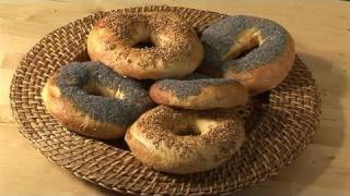 How To Bake Homemade Bagels