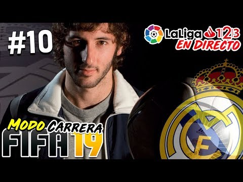 ESTEBAN GRANERO VUELVE A SONAR PARA EL MADRID | Real Madrid #10 | FIFA 19 Modo Carrera Manager REAL thumbnail