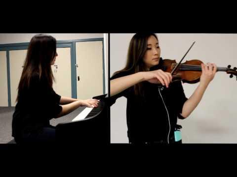 """'Fantasy"" (VIXX) Violin & Piano Cover (W/SHEET MUSIC)"