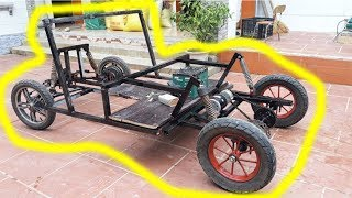 TECH - How to make electric car at home - part 11
