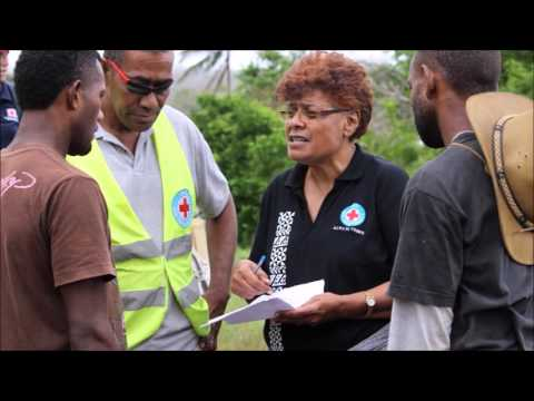 Fiji Red Cross Video