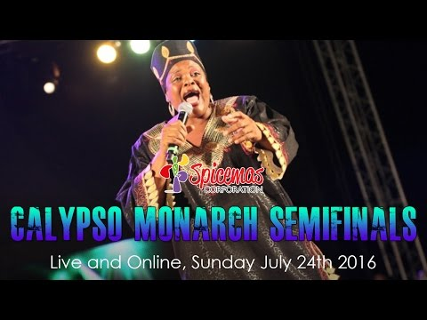Calypso Monarch Semi Finals