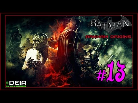 Gameplay Batman Arkham Origins PT-BR – #13 Gotham City Royal Hotel
