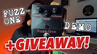 BLACK KAT DEVICES - FUZZ-ONE | Jack JD (Demo/Review)