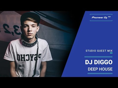 Vlad Shcherbakov DJ Diggo (Deep House) ► Guest Mix @ Pioneer DJ TV