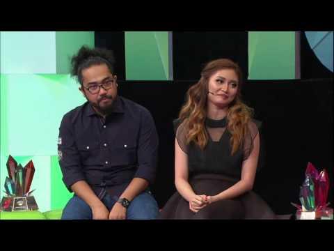MeleTOP - Johan & Ayda Jebat Kongsi Kemenangan Dengan Peminat Ep174 [1.3.2016]