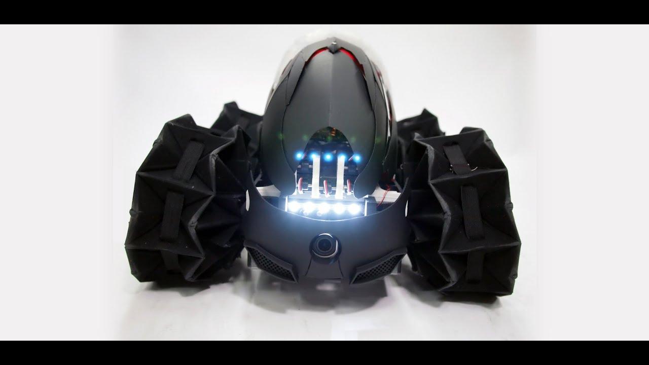 SNUMAX(스누맥스) : Multi-functional Soft Robot developed by BioRobotics Lab