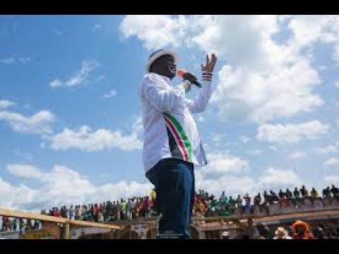 Viongozi wa NASA wajinadi jijini Nairobi