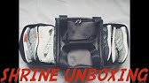 61a4005c7cefb4 Jordan Jumpman Blue Duffle Bag Product Presentation By Crime ...