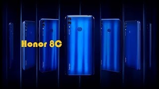 Обзор Honor 8C.