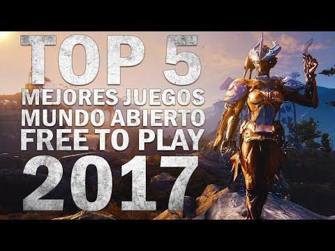 TOP 5 JUEGOS DE MUNDO ABIERTO GRATIS 2017 | Pocos Y Medios Requisitos