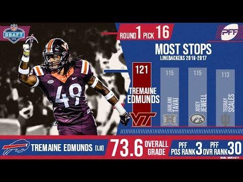 Buffalo Bills Draft Picks | PFF
