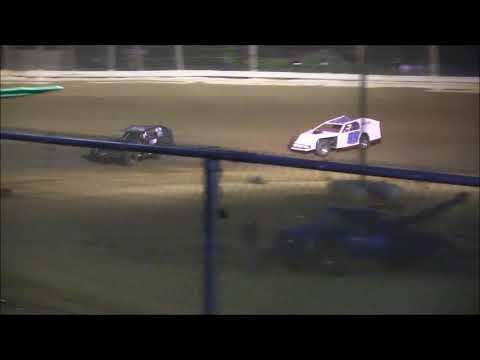 Sport Mod Heat #1 from Jackson County Speedway, May 25th, 2018.