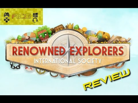 Renowned Explorers International Society Review
