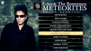Available @ itunes: http://smarturl.it/itms_meteorites legendary liverpool band echo & the bunnymen to release their 12th studio album and first since 2009, ...
