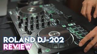 Roland DJ-202 Serato DJ Pro Controller Review