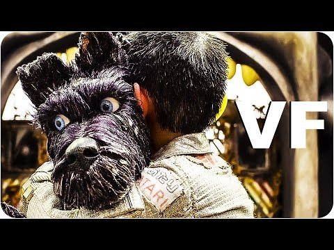 L'ÎLE AUX CHIENS streaming VF (2018) en streaming