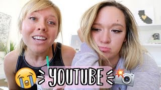 Youtube is Stressful!! AlishaMarieVlogs