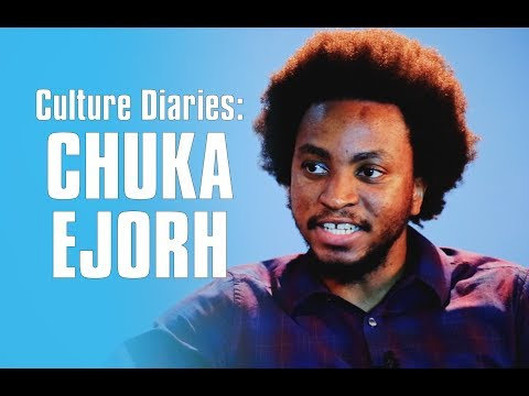 Culture Diaries Meets Film Editor Chuka Ejorh