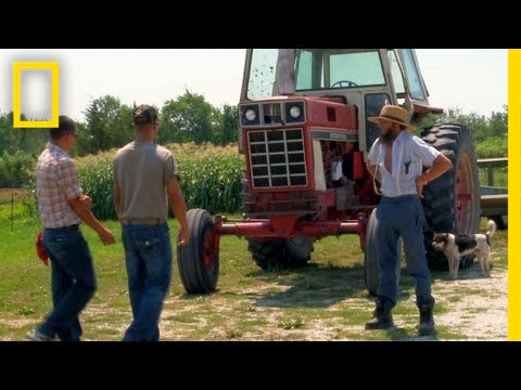 Out-of-Boundary Dad | Amish: Out of Order