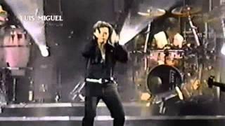 Luis Miguel - Que Nivel de Mujer - Chile 1996