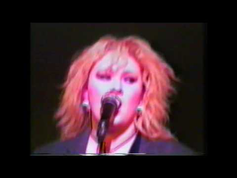 Fallacy- All Girl Metal Band  'Leader of the Pack': Spilsbury Theatre Gig, Grimsby 1994