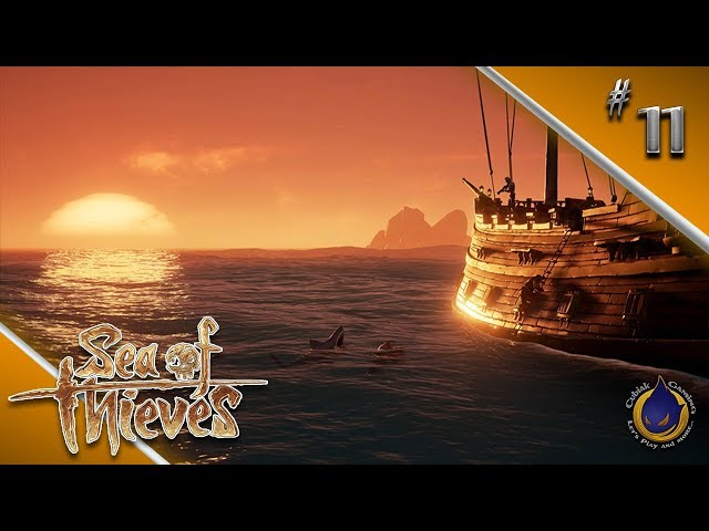 TRINKT AUS PIRATEN JOHOO 💀 Let's Play SEA OF THIEVES #011