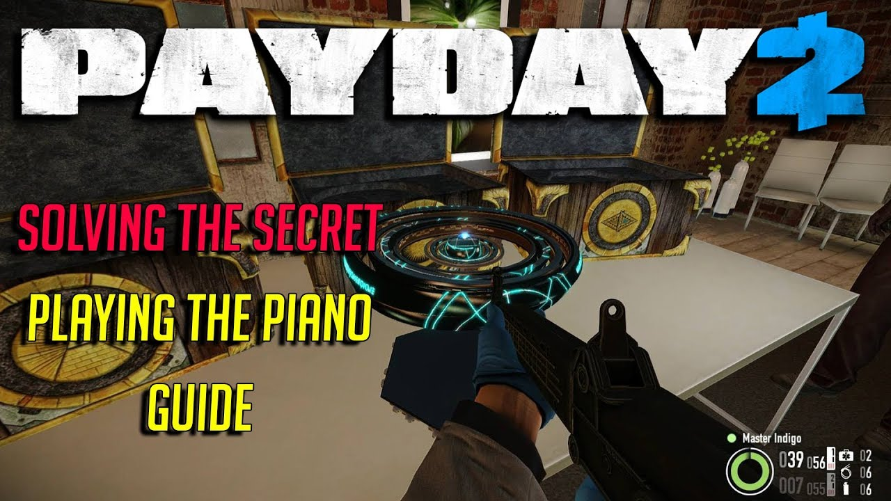 payday 2 white house secret