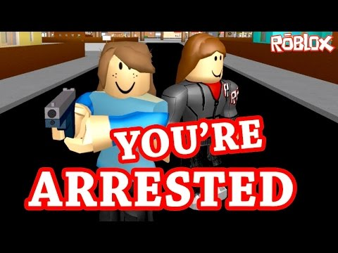 Roblox / YOU'RE ARRESTED!! / RoCitizens / GamingwithPawesomeTV