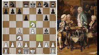 ЛЕГЕНДАРНАЯ партия ЛЕГАЛЯ! 270 лет знаменитой КОМБИНАЦИИ! Шахматы.